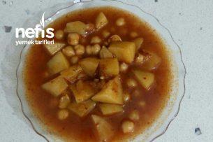 Nohutlu Patates Yemeği Tarifi