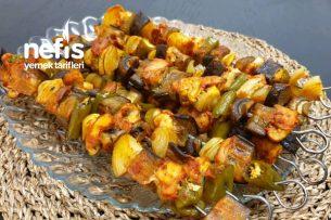 Tavuklu Şiş Kebab Tarifi
