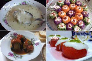 Yemekte Renk Sevenlere Tarifi