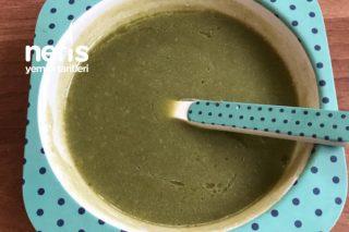 Ek Gıda (Sebze Püresi +6) Tarifi