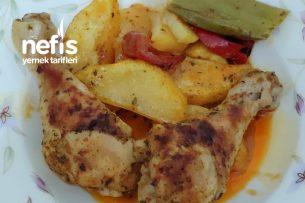 Fırında Sebzeli Baget (Sulu Yemek ) Tarifi