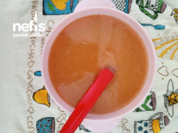 Bebeklere Tarhana Çorbası 6+