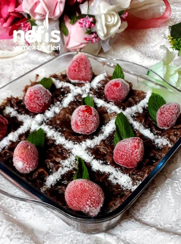 Çikolatalı Güllaç (bu Ramazanın Bombası Efsane Lezzet)