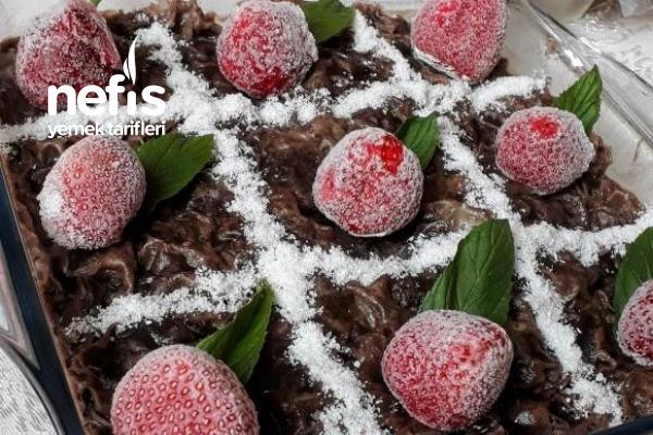 Çikolatalı Güllaç (Bu Ramazanın Bombası Efsane Lezzet) Tarifi