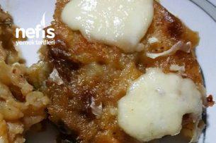 Kavurmalı Bostanım Patlıcan Kebabı Tarifi