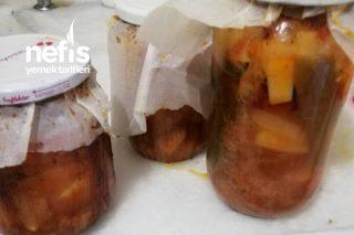 Kavanozda Testi Kebabı Tarifi