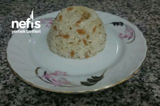Pirinç Pilavı (Karabiberli) Tarifi