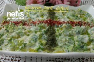Soğuk Marul Salatası Tarifi