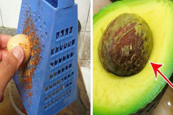 avokado çekirdeği nasıl toz haline getirilir