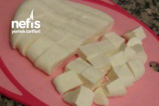 Evde Peynir Yapımı Tarifi