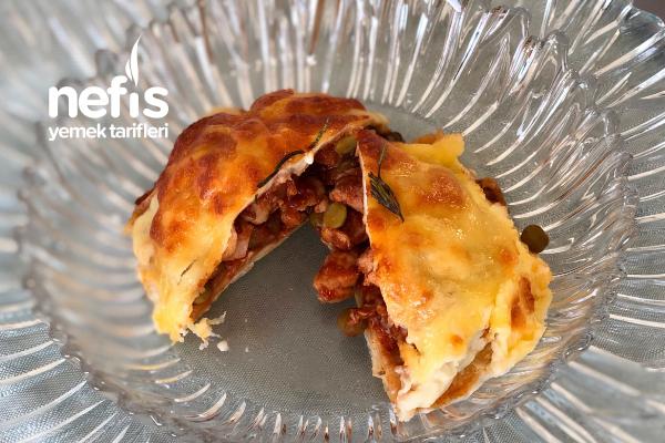 Tavuklu Sultan Kebabı – En Kolay Davet Yemeği (Videolu)