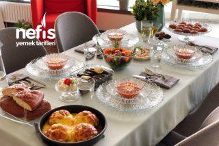 4 Kişilik Akşam Yemeği – İftar Menüsü Tarifi