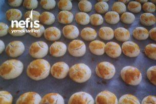 Çörek Otlu Lokmalık Kurabiye Tarifi