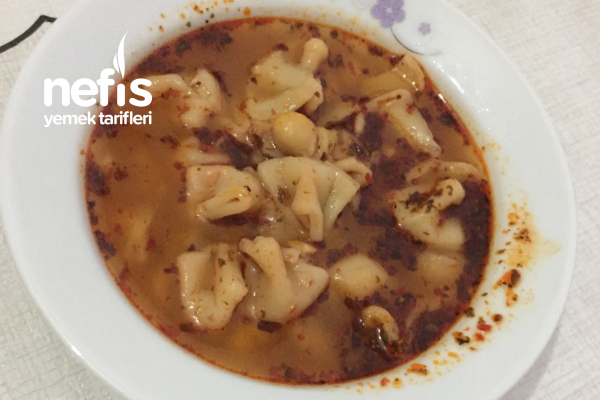 Doyurucu Çorba (Yüksük Çorbası) Tarifi