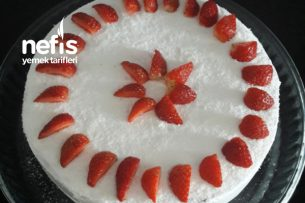 Efsane Meyveli Yaş Pasta Tarifi