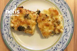 Fırında Brokolili Makarna Tarifi