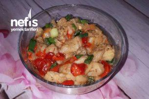 Patlıcan Herse (Çat Kapı Gelen Misafirlere Meze) Tarifi