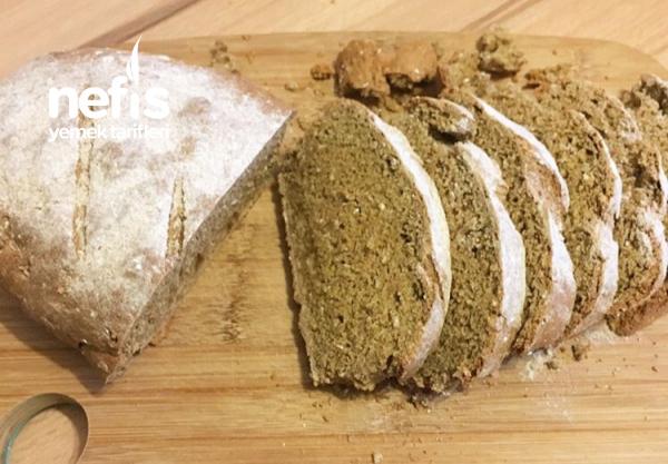 Sağlıklı Ev Yapımı Ekmek