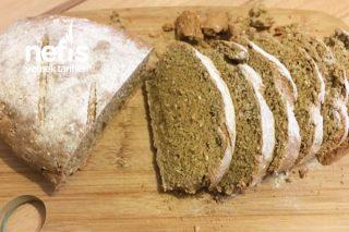 Sağlıklı Ev Yapımı Ekmek Tarifi