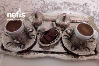 Türk Kahvesi (Bol Köpüklü) Tarifi