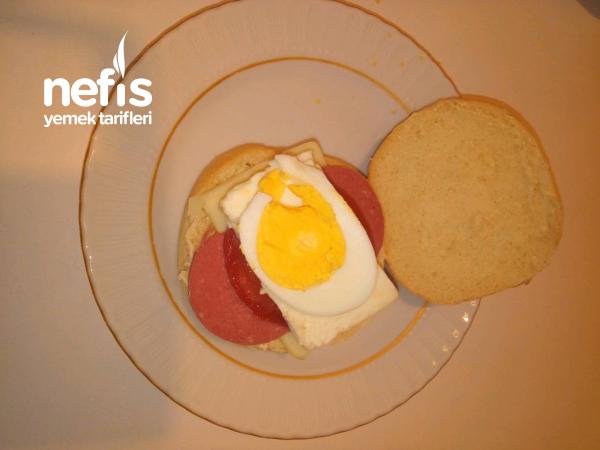 Yumurtalı Sandiviç