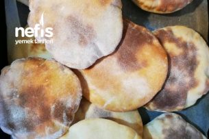 Balon Ekmek (Pita Ekmeği) Tarifi