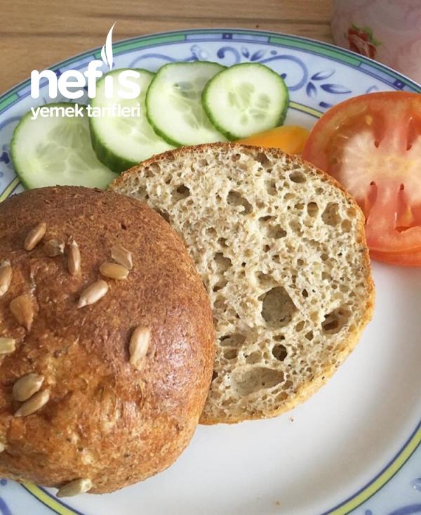 Sağlıklı Unsuz Ekmek