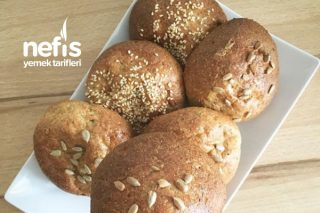Sağlıklı Unsuz Ekmek Tarifi