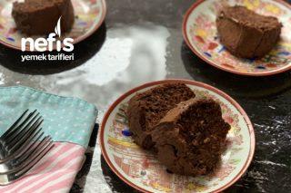 Şekersiz Kakaolu Kek Tarifi