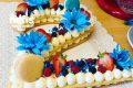 Çok Lezzetli Harf Pasta (Letter Cake) Tarifi