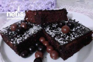 Tarçınlı Kakaolu Islak Kek Tarifi