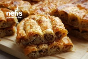 Çarşaf Böreği Boşnak Böreği Çıtır Çıtır Tarifi