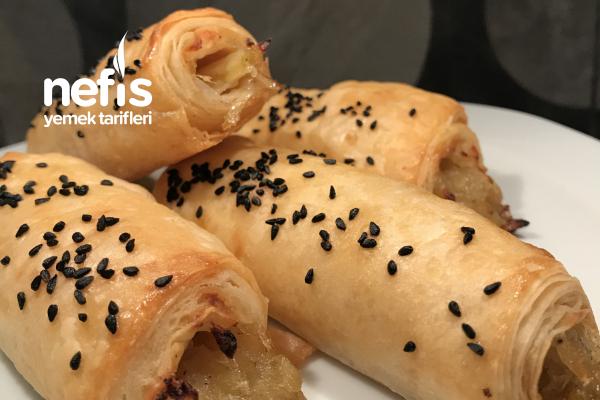 Patatesli Çıtır Börek (videolu) Tarifi