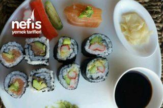 Sushi Tarifi