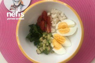 Avakadolu Sağlıklı Kahvaltı Tarifi