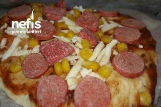 Buzluk Pizzası Tarifi
