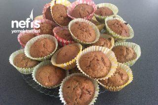 Havuçlu Kabaklı Muffin Tarifi