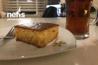 Karbonatlı Tepsi Keki Tarifi