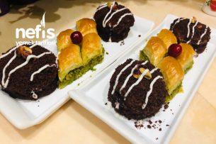 Nefis Porsiyonluk Köstebek Pasta Tarifi