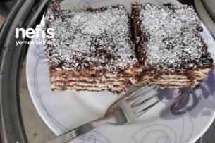 Pratik Pudingli Pasta Tarifi