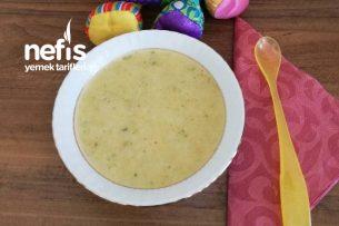 Bebeğim İçin Sebze Çorbası (6 ) Tarifi