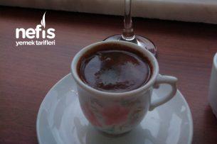 Keçiboynuzu Kahve Tarifi