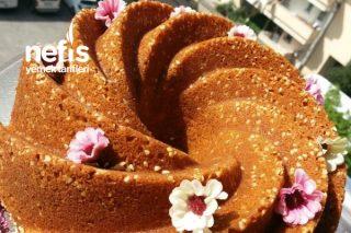 Tahinli Portakallı Kek Tarifi