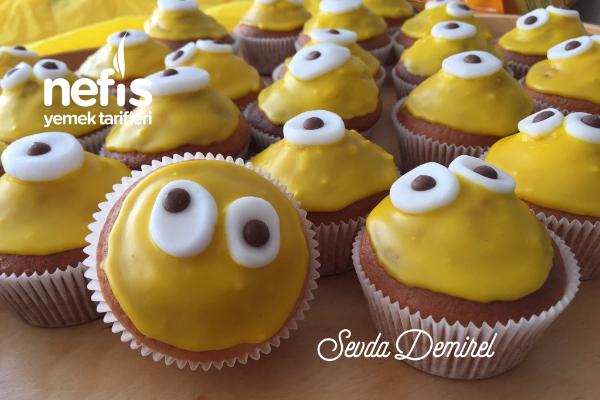 Minions Muffin Tarifi
