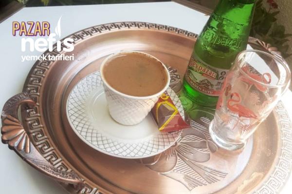 Türk Kahvesi (Bol Köpük) Tarifi
