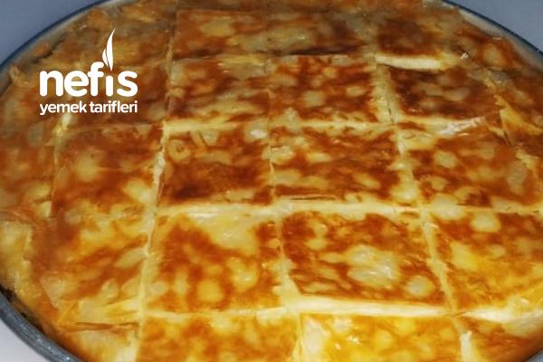 Uzadıkça Uzayan Börek Adana Böreği Şefin Tavsiyesi (Videolu) Tarifi