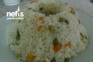 Garnitür Pirinç Pilavı Tarifi