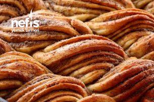 Haşhaşlı Burma Çörek (Tel Tel Açılan) Tarifi