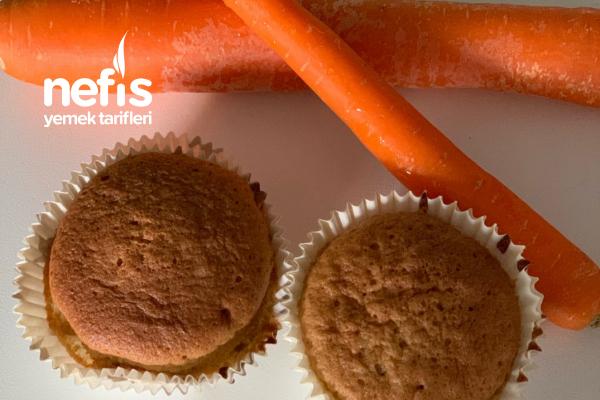 Havuçlu Muffin Tarifi