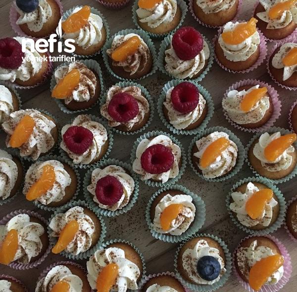 Mini Fanta Cupcakes